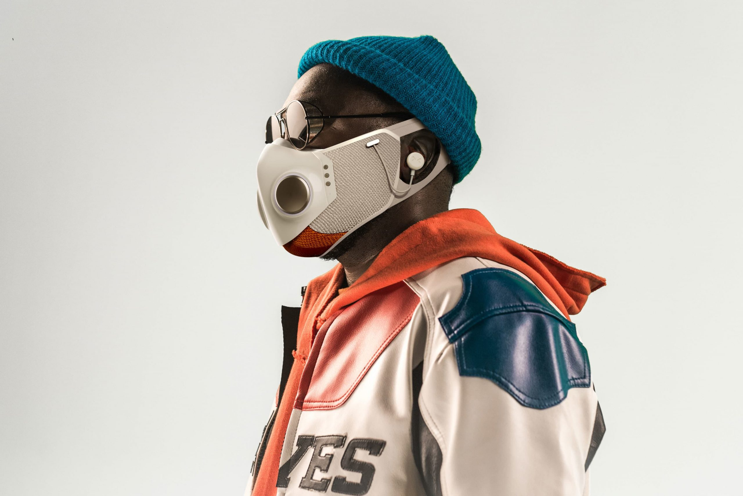 Will.i.am and Honeywell make bet on fashionable high-tech face masks