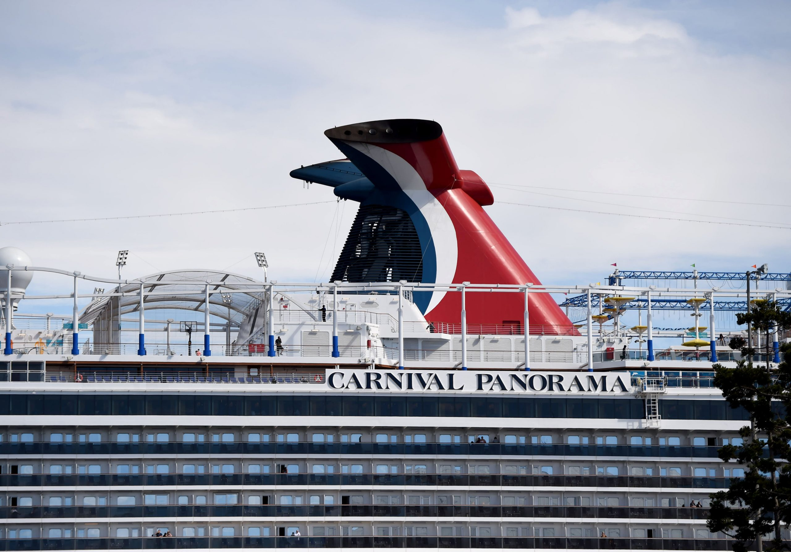 Carnival says bookings rise at record pace, watching US rules closely