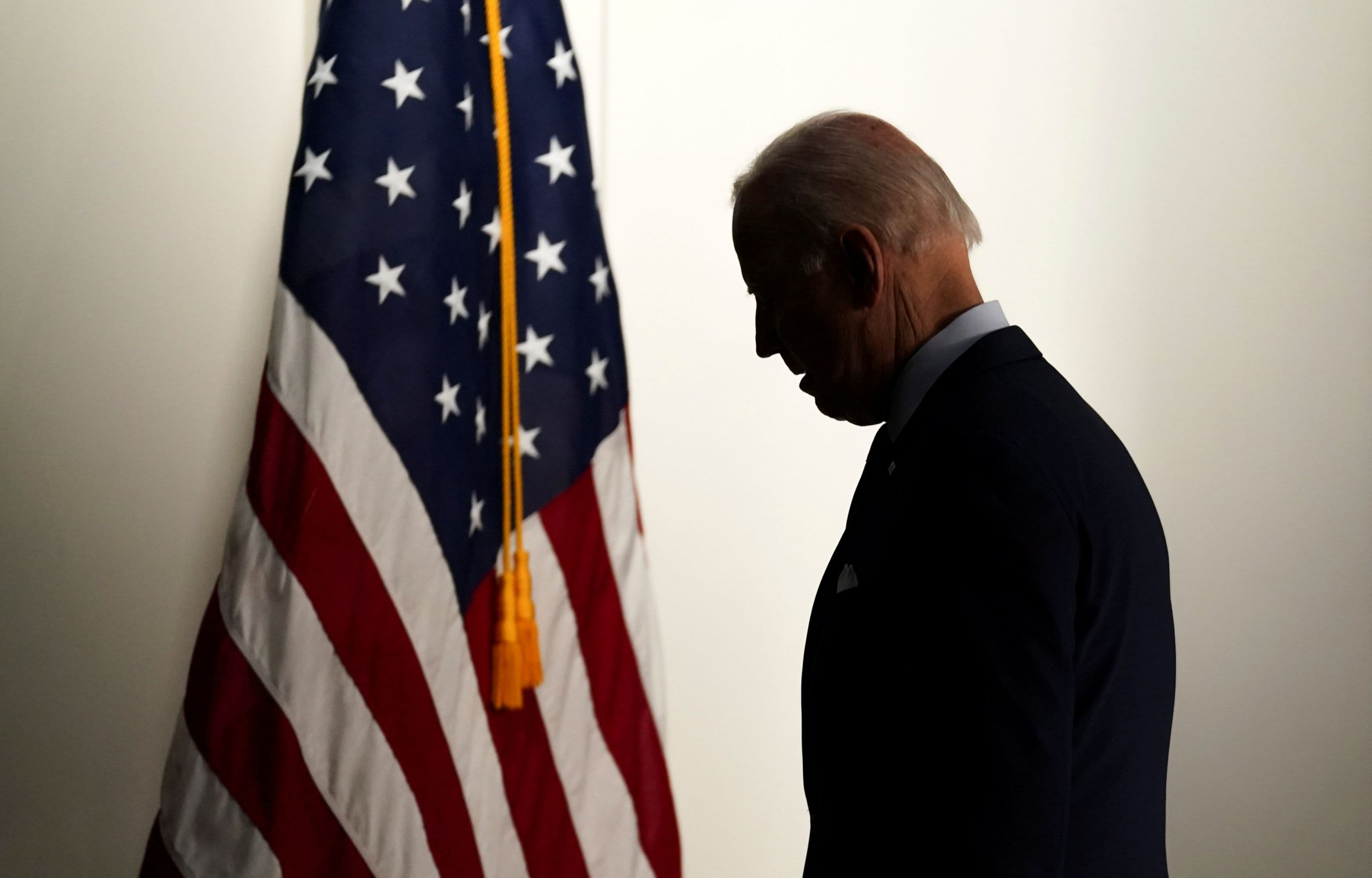 Biden is securing America's place in world with infrastructure plan