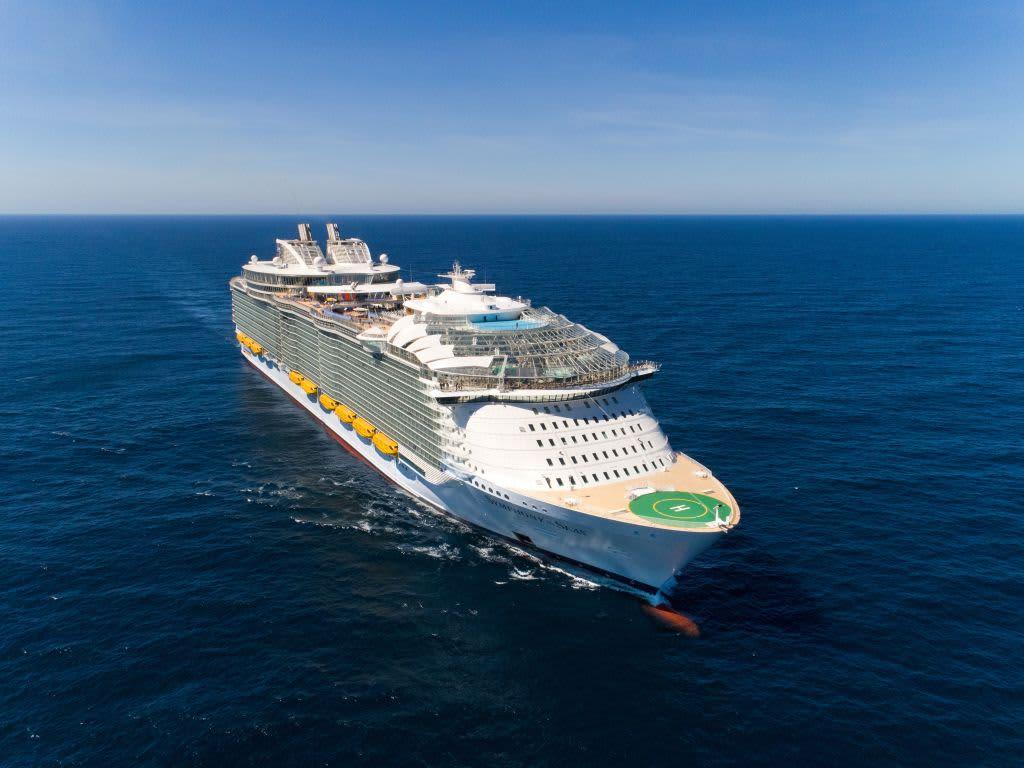 Florida sues CDC to allow cruises to resume U.S. sailings