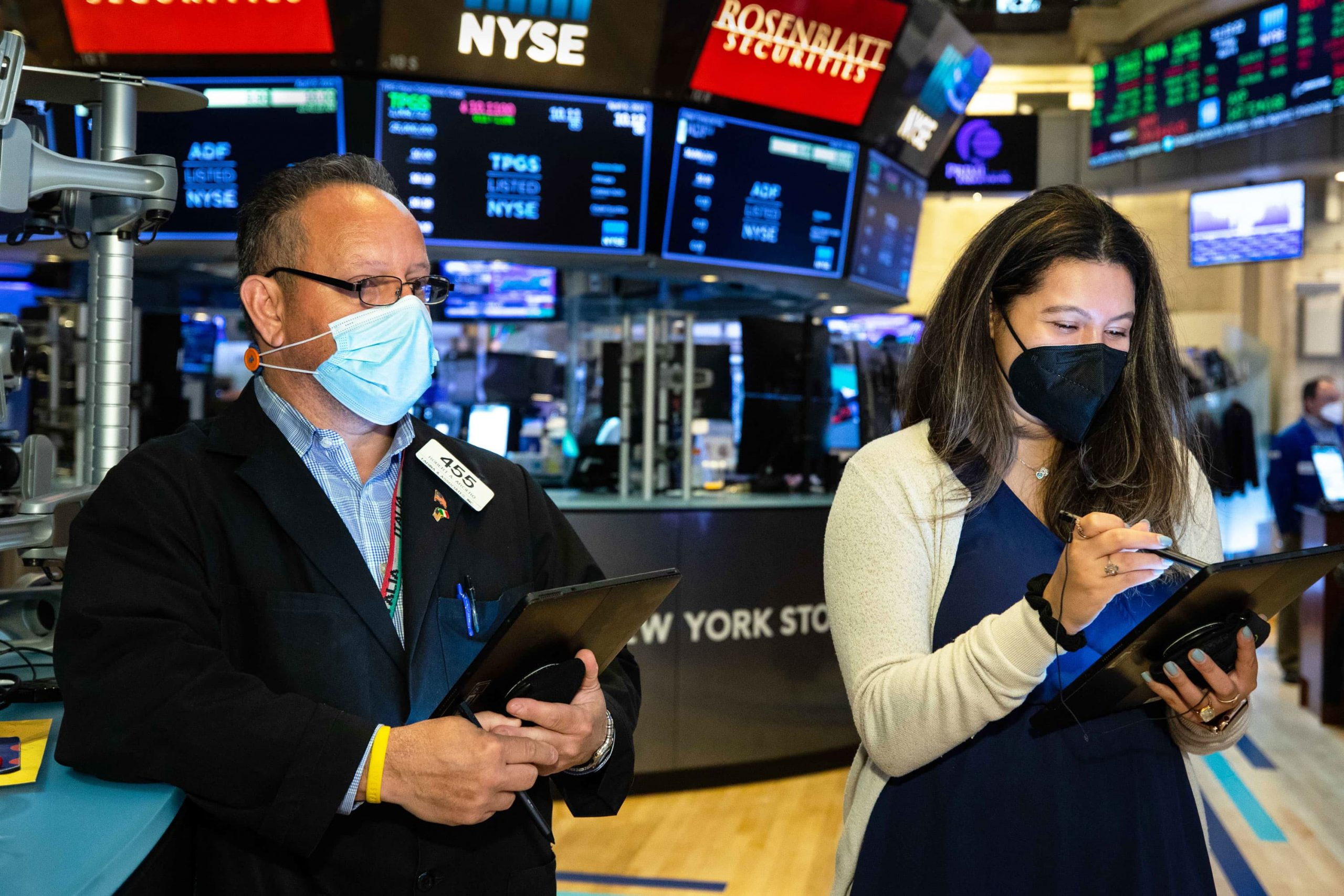 Dow to open lower after FDA pauses J&J Covid vaccine