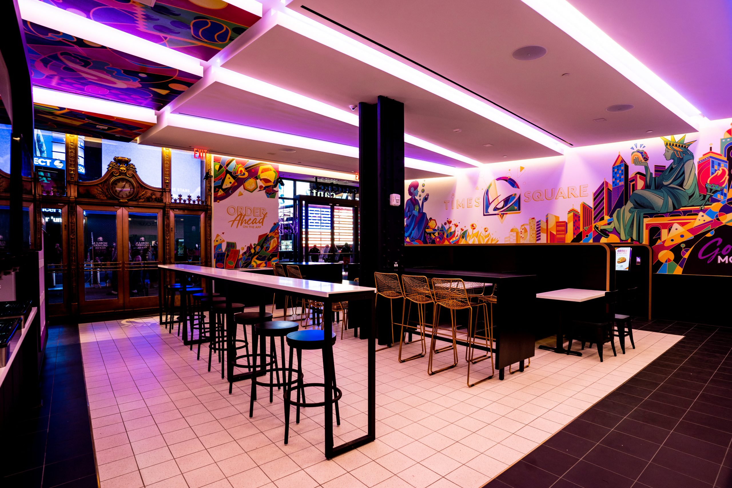 Taco Bell to open first digital-only U.S. location in Times Square