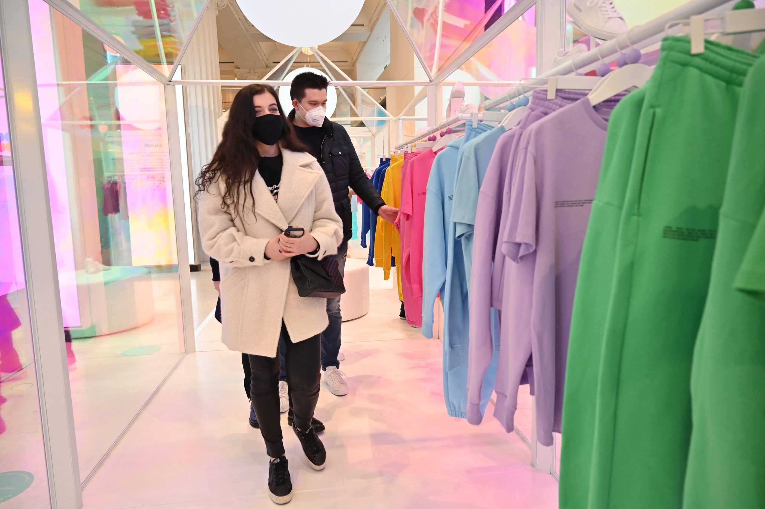 Experts see innovation and pop-up stores