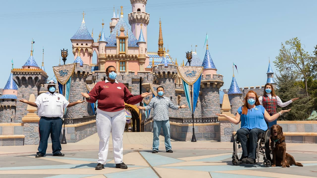 Disney parks revamps employee policies as part of wider inclusivity goal