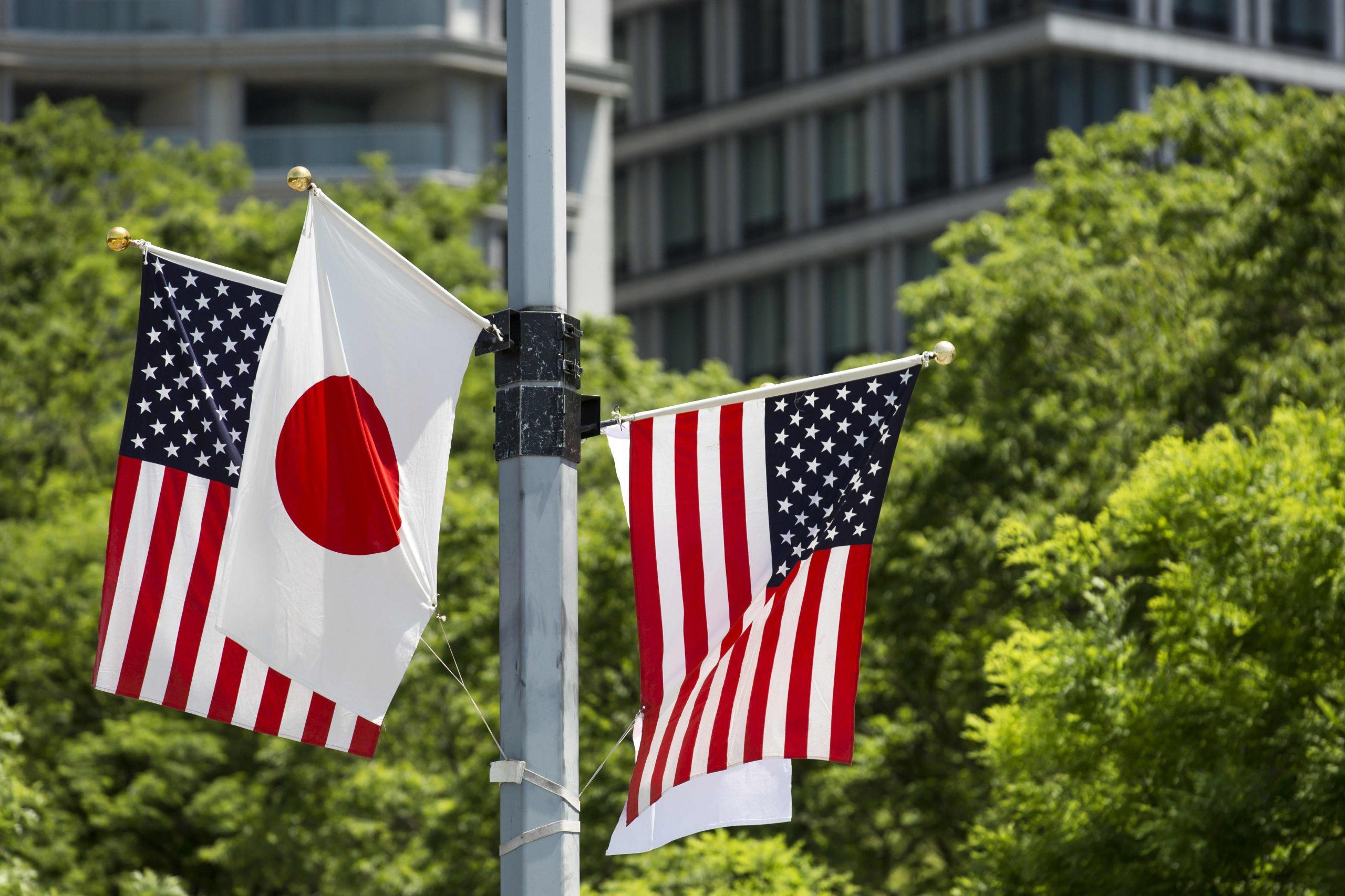 Biden meets Suga as the U.S. prepares to challenge China