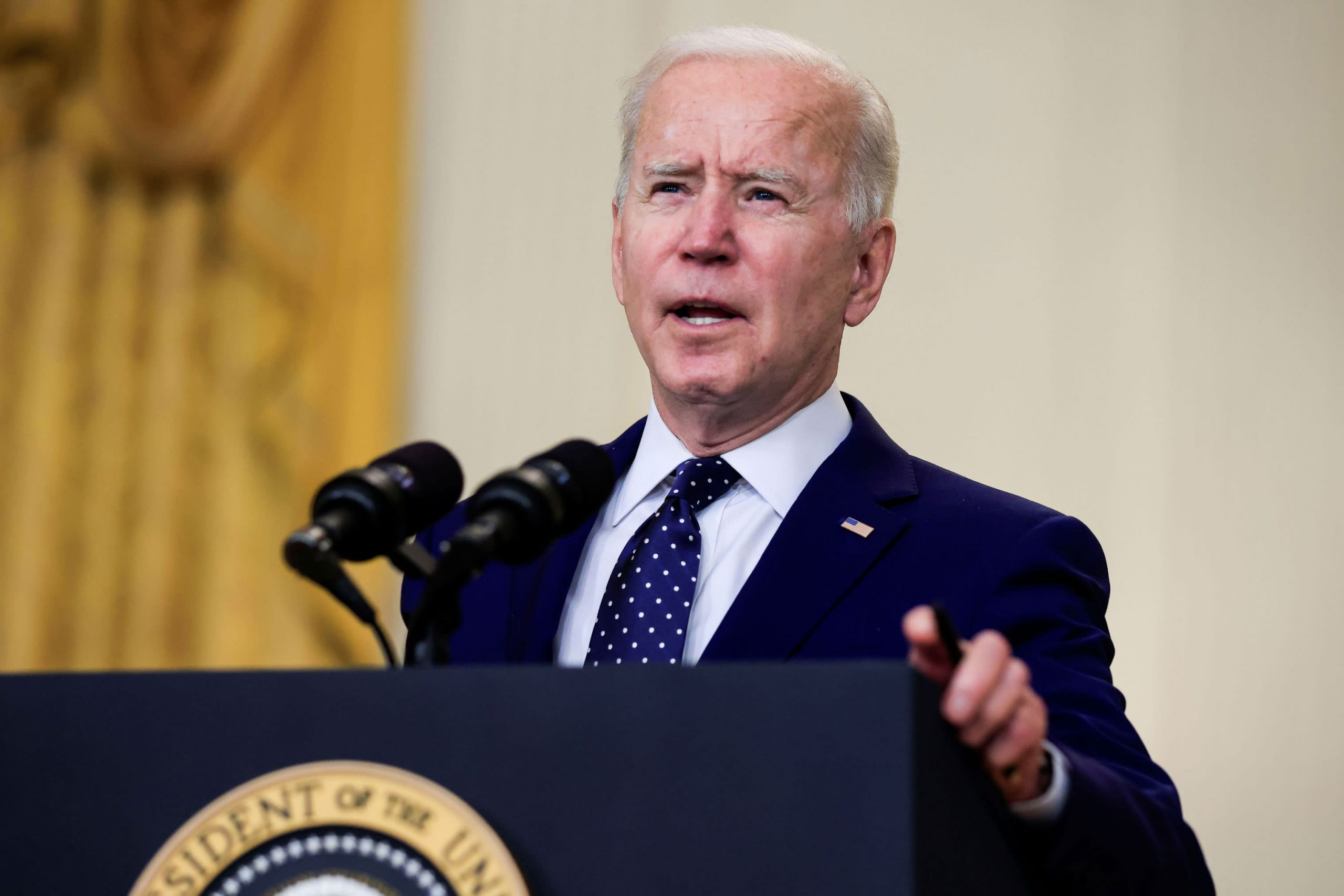 Biden will 'take further actions' if Russia escalates actions against U.S.