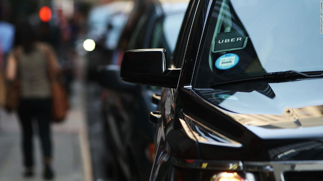 Uber is now letting people rent entire cars from the app