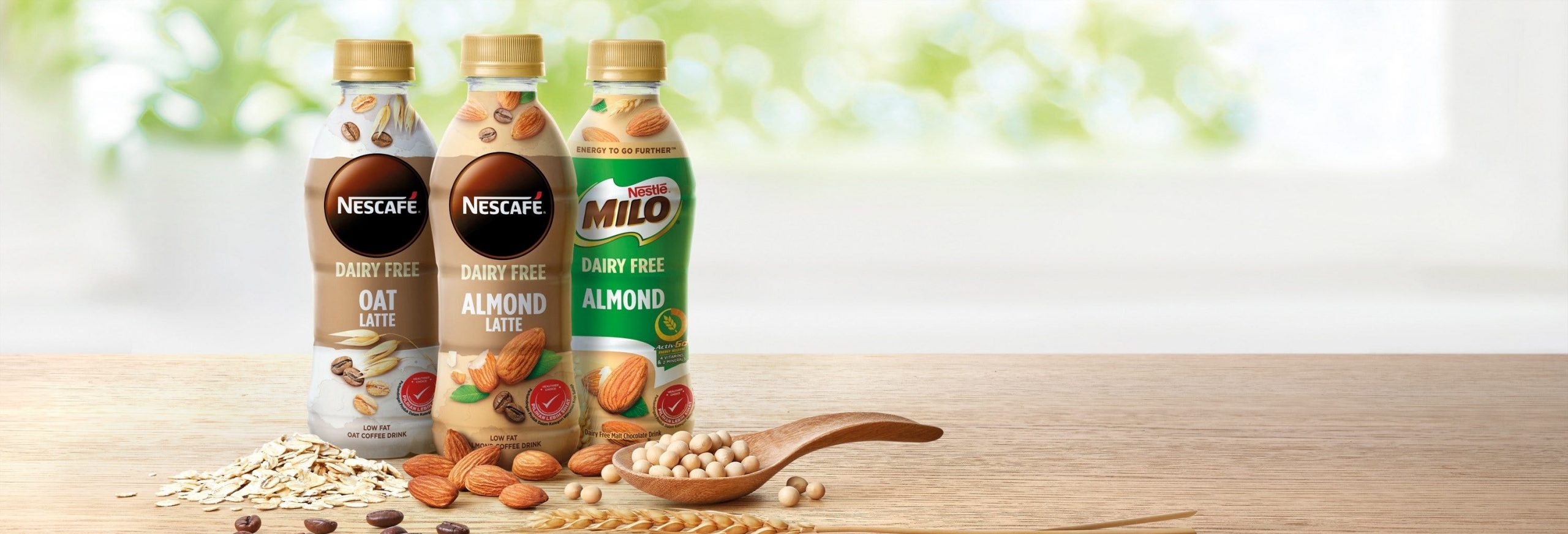 Milk-free Milo and meatless 'pork': Nestle and other brands bet big on plant-based food in Asia - WRCBtv.com