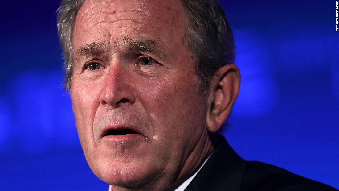 George W. Bush calls for bipartisan immigration action in Washington Post op-ed