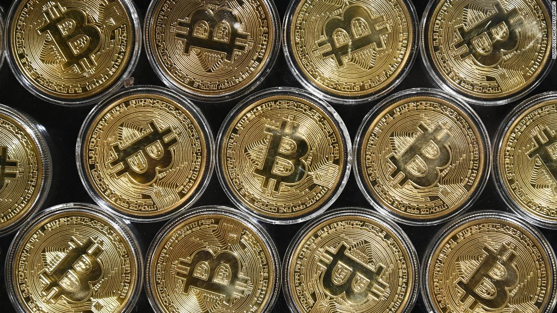 Bitcoin soars to new record above $62,700