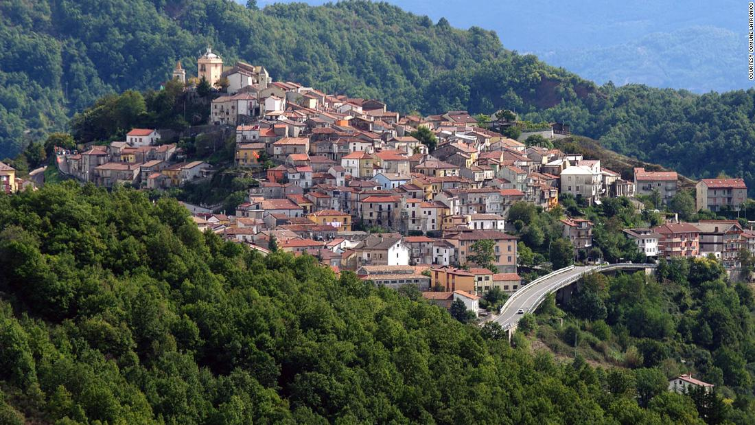 Now you can move into an Italian house for just $12,000