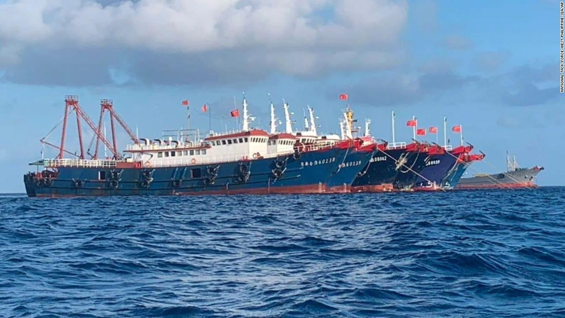Explained: Beijing's 'maritime militia' dominating the South China Sea