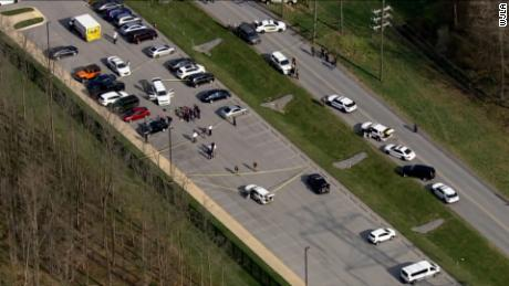 2 sailors were injured in a shooting near Maryland's Fort Detrick. Here's what we know
