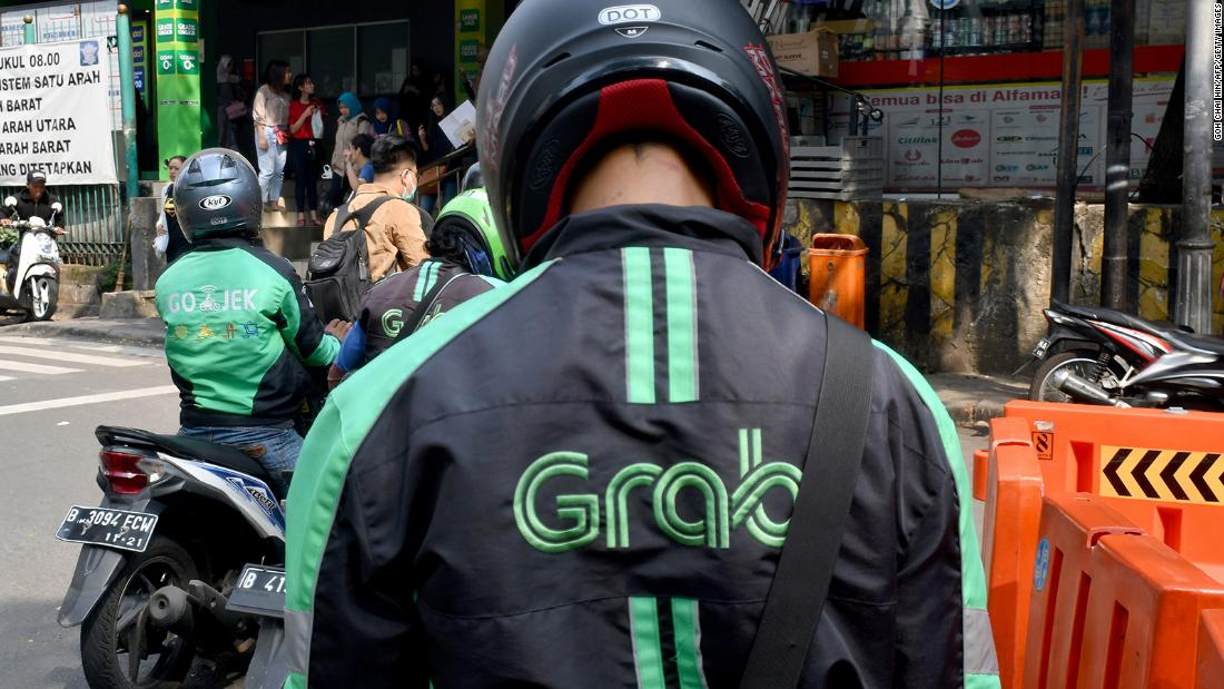 Grab is going public in $40 billion SPAC deal