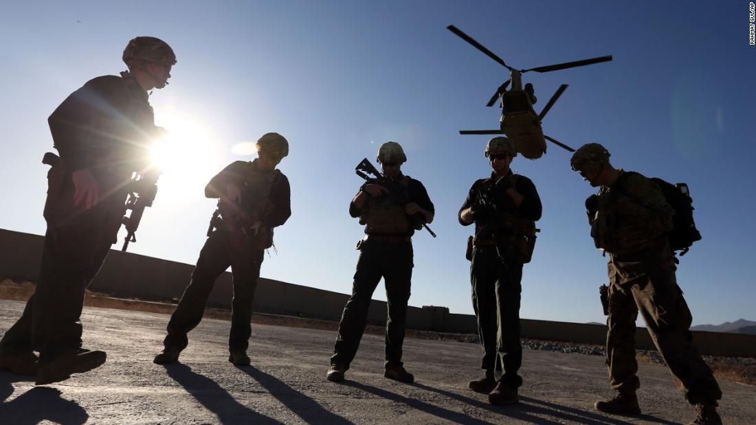 Journalists reflect on Afghanistan as Biden prepares to announce troop withdrawal