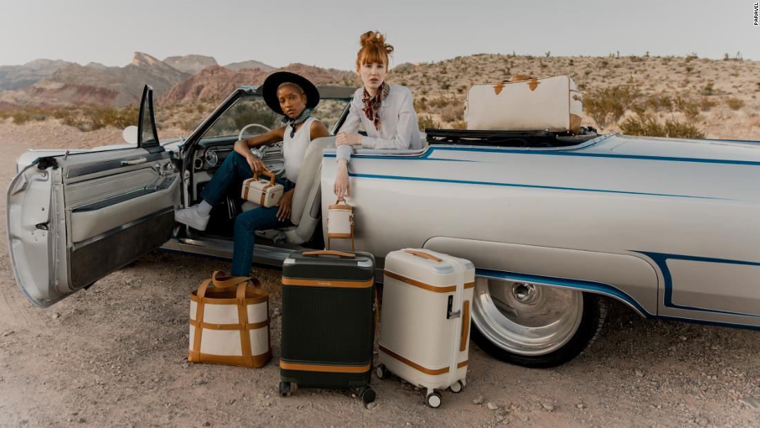 Paravel's Aviator Collection: Post-carbon travel for the post-pandemic world