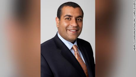 Neeraj Khemlani has been tapped to be one of the two new presidents of CBS News