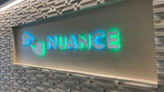 Microsoft to buy AI company Nuance   Technology