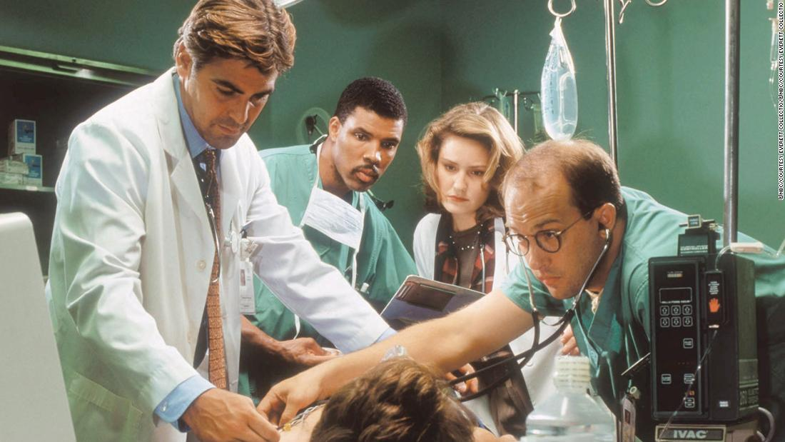 'ER' cast will reunite for special 'Stars In The House' episode