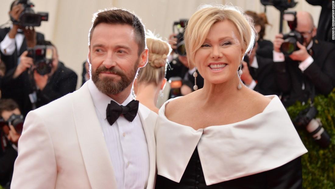 Hugh Jackman celebrates 25th wedding anniversary with Deborra-Lee Furness