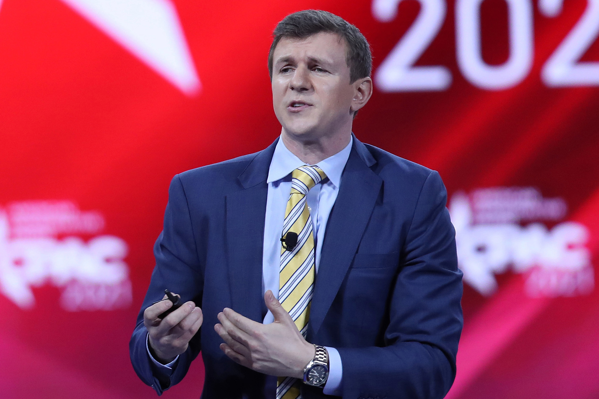 James O'Keefe's Twitter suspended one day after CNN exposé