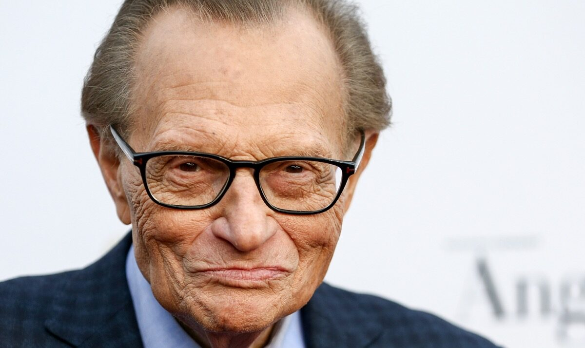 Larry King Said This Was The Worst Interview of His Entire Career