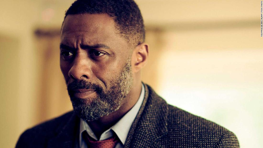 'Luther' isn't 'authentic,' BBC's diversity chief says