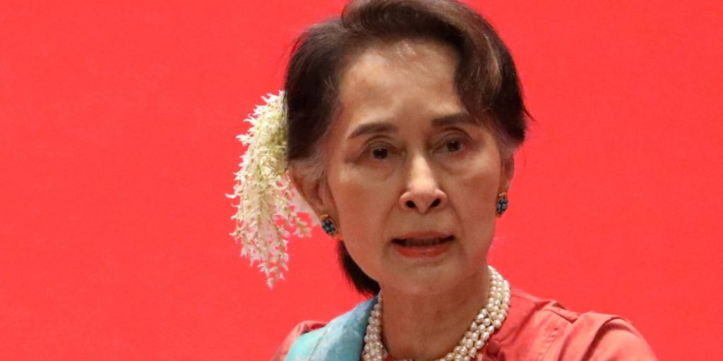 Myanmar coup latest: Opponents of junta unveil Suu Kyi-led unity cabinet