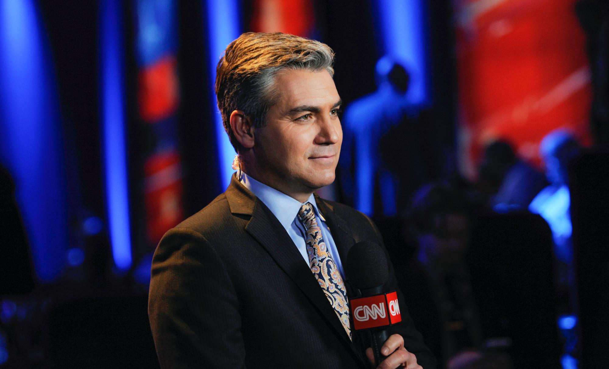 CNN's Jim Acosta Leaves White House Scrum for Weekend News Battle