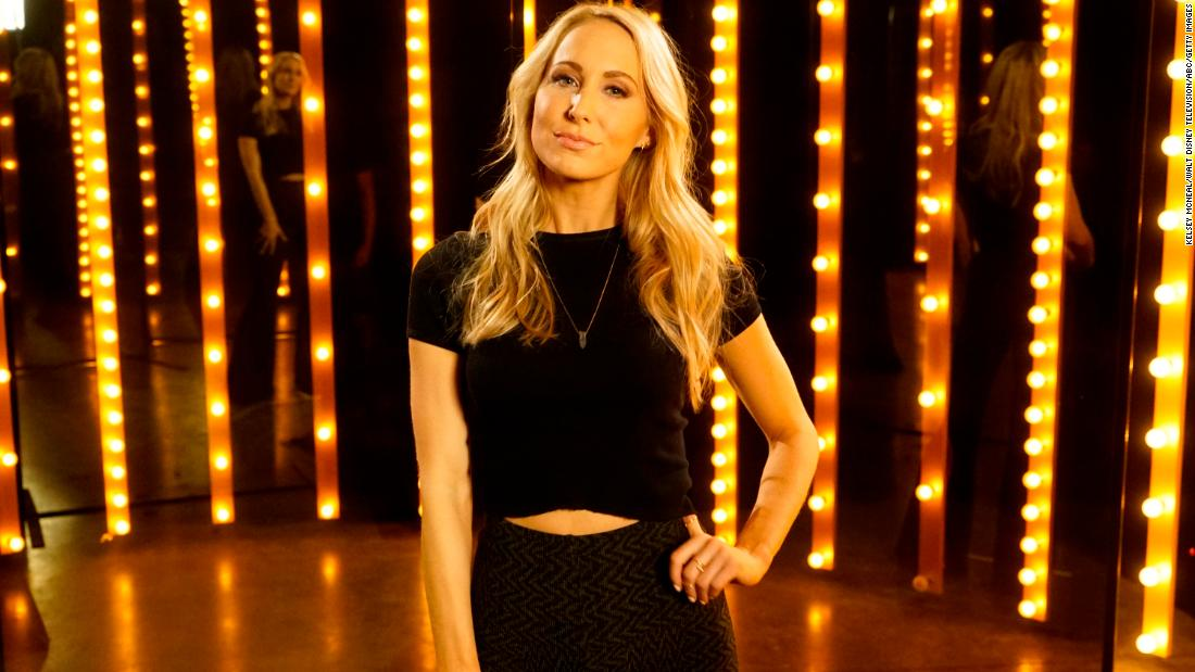 Nikki Glaser has finally learned to love herself
