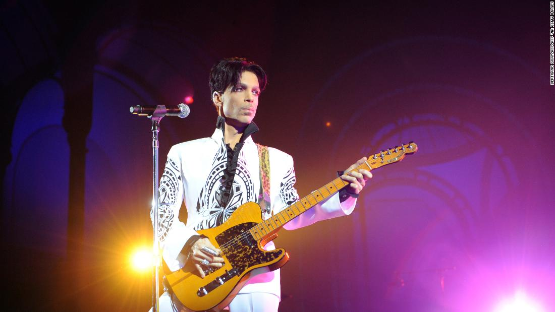 Prince's previously unreleased 'Welcome 2 America' album is dropping in July