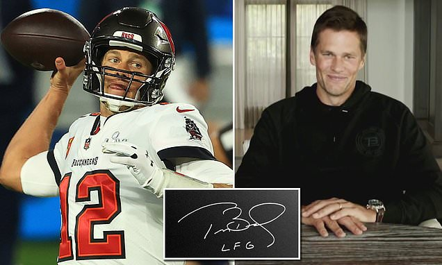 Tom Brady launches his own NFT platform, Autograph, where celebrities can sell digital collectibles
