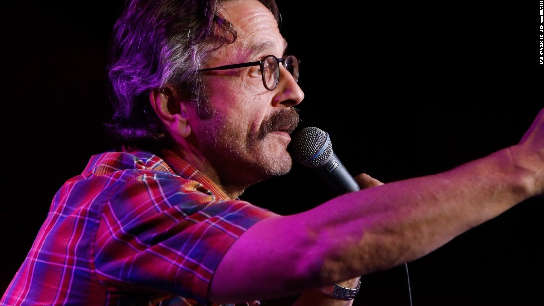 'WTF With Marc Maron' awarded the Governors Award