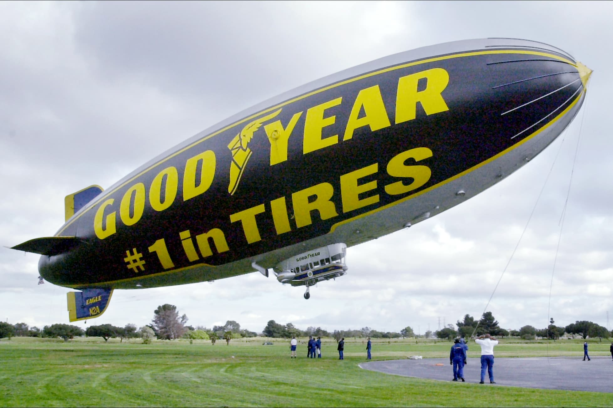Goodyear CEO says company has supply to blunt looming rubber shortage