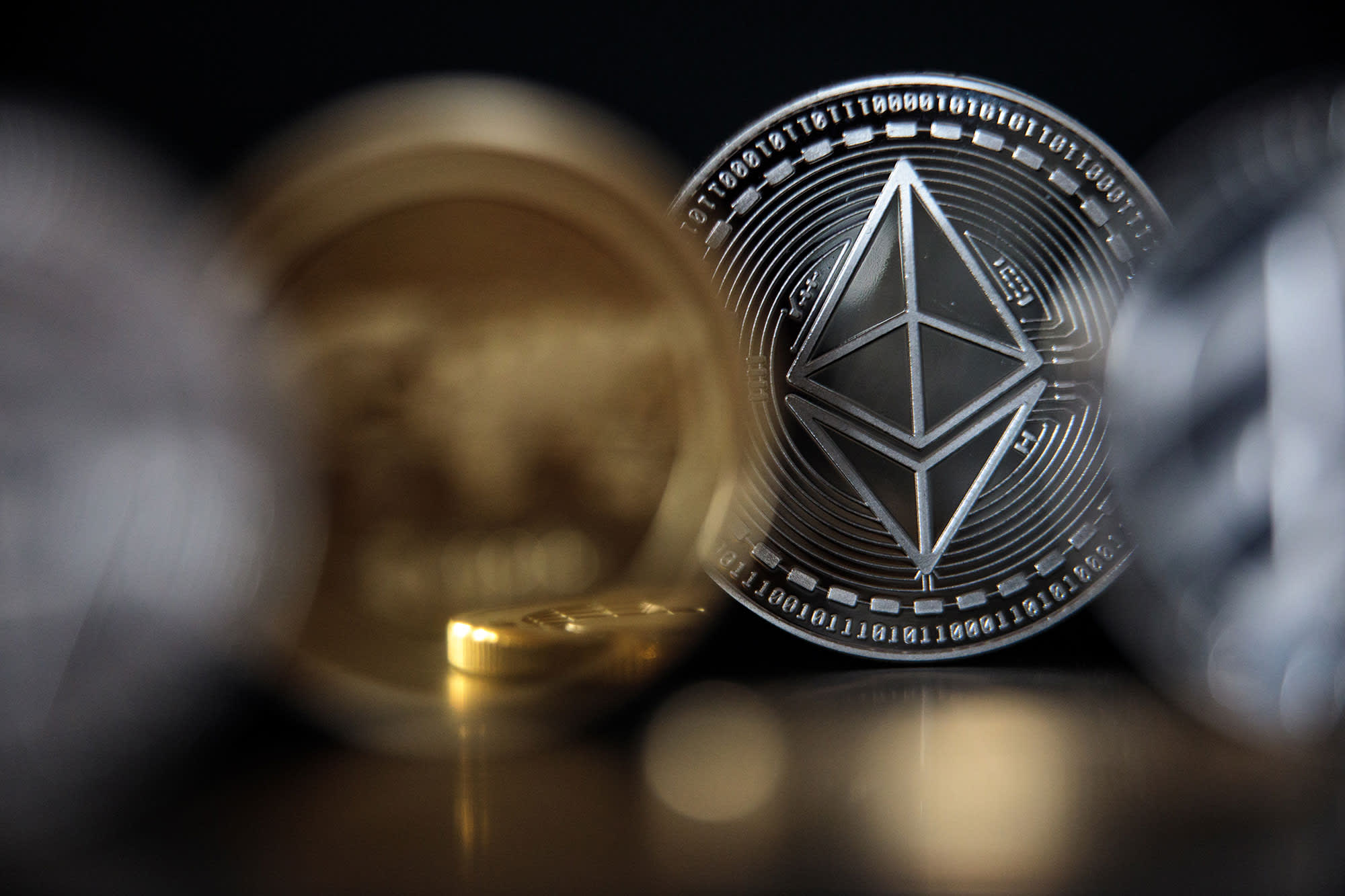 Ethereum (ETH) price hits record high above $3,400