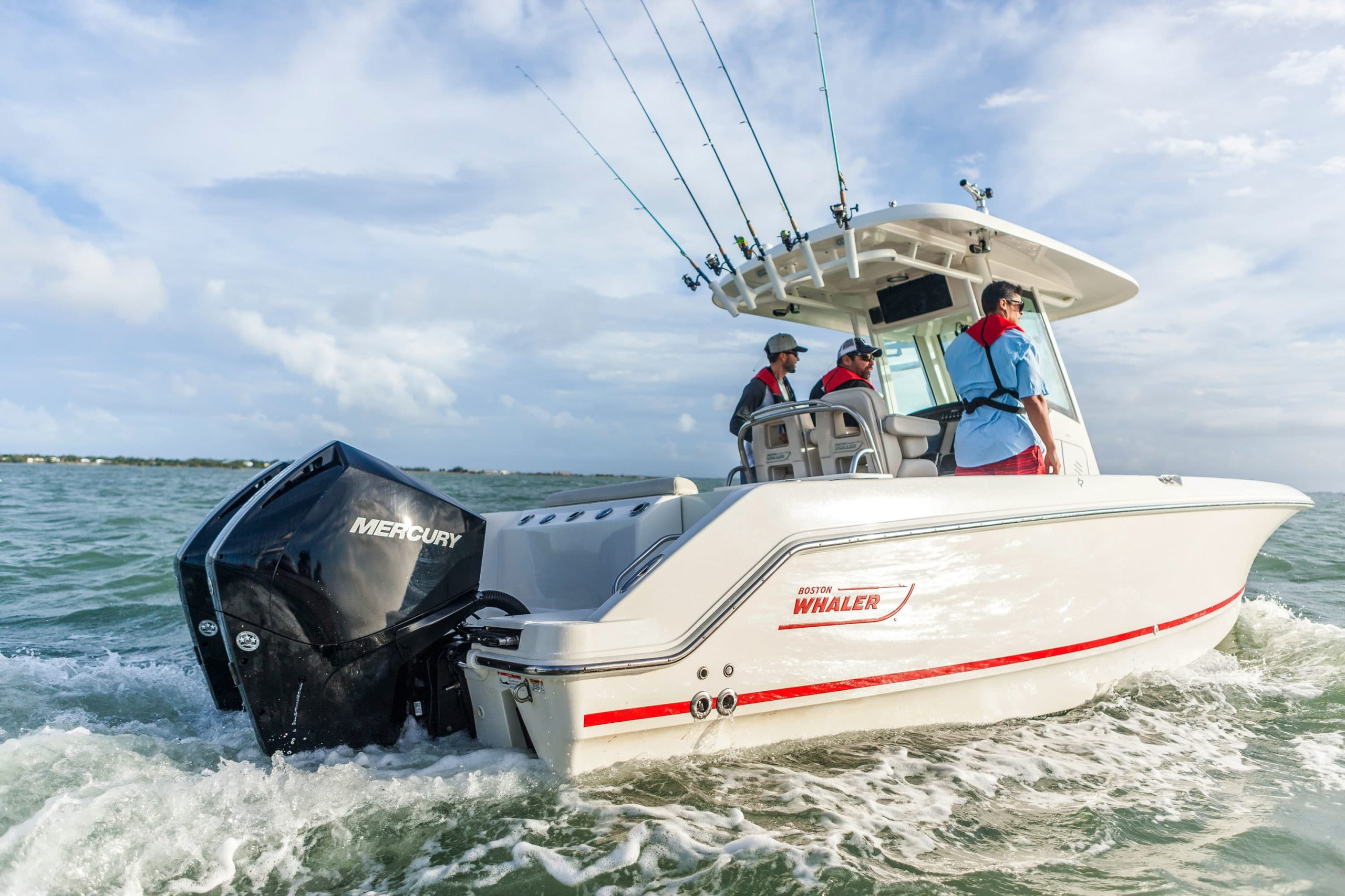 Boat maker Brunswick seeing big demand as buyers become more diverse, CEO says