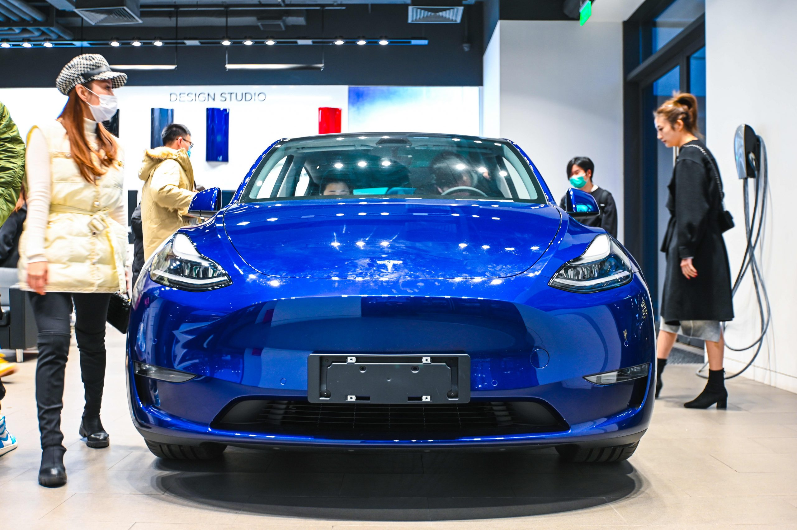 Tesla is reportedly boosting engagement with regulators in China