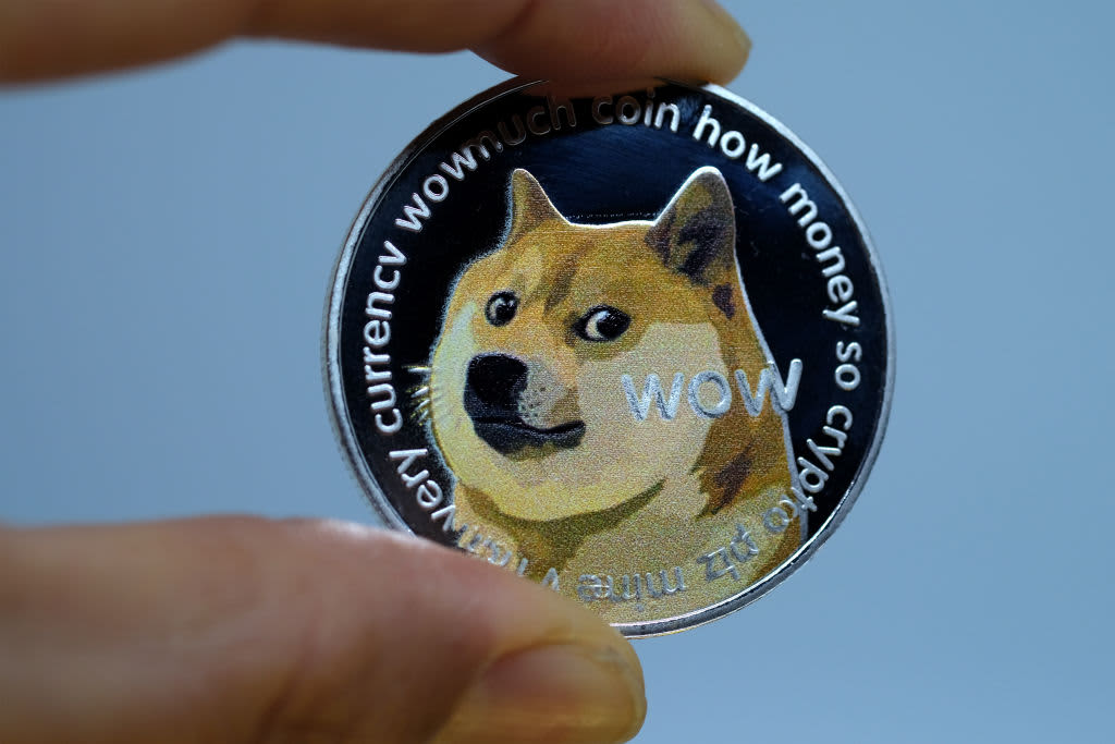 How much a $1,000 investment in dogecoin at the start of 2021 is worth