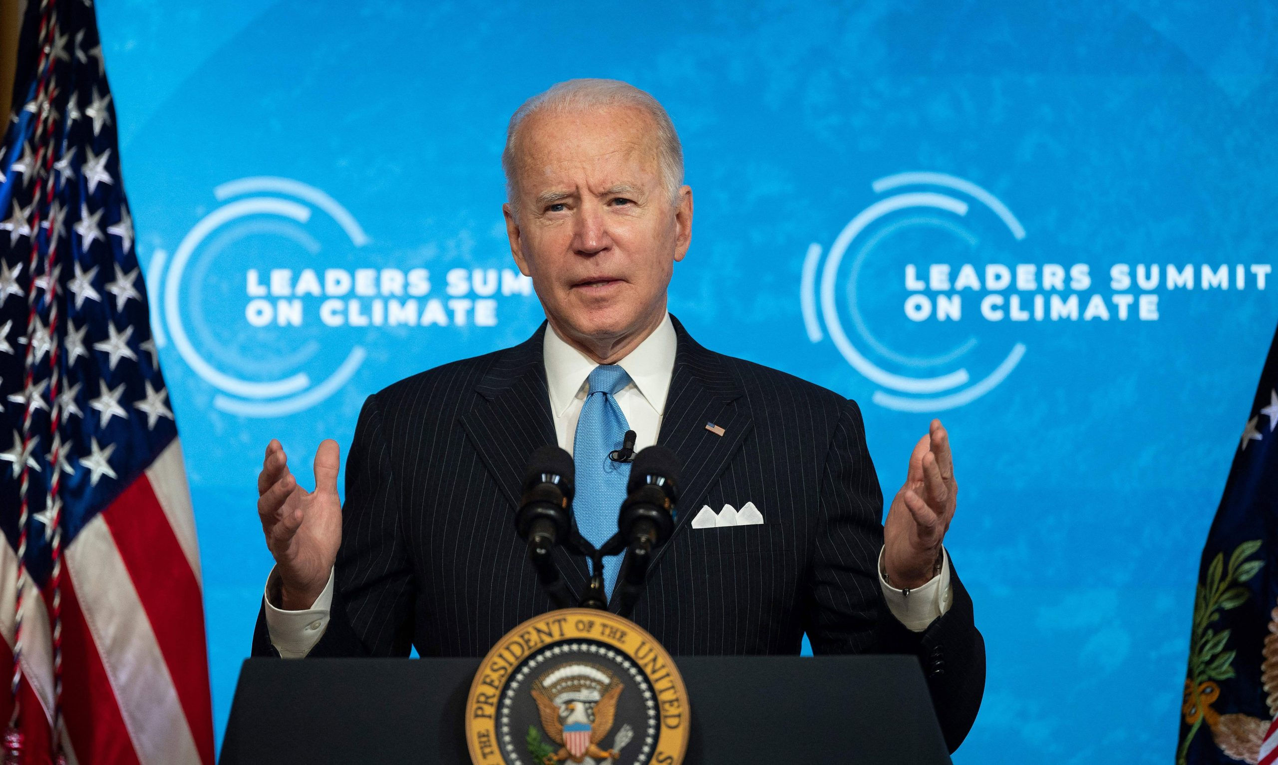 Biden business allies help White House woo private sector in climate change push