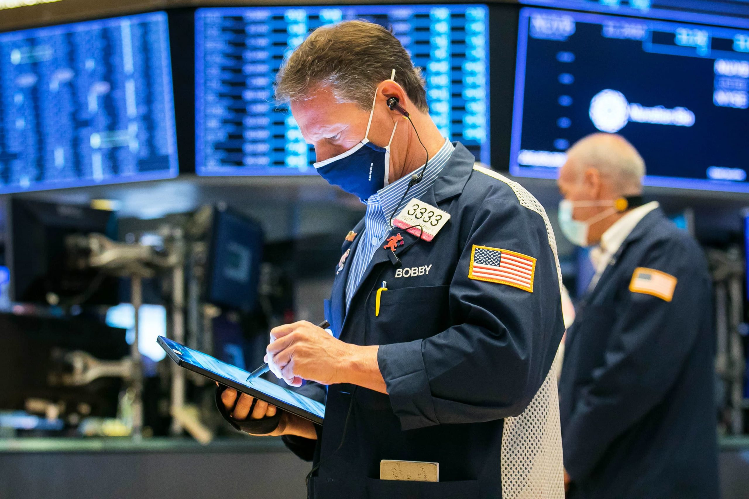 Dow futures jump nearly 200 points ahead of first trading day of May