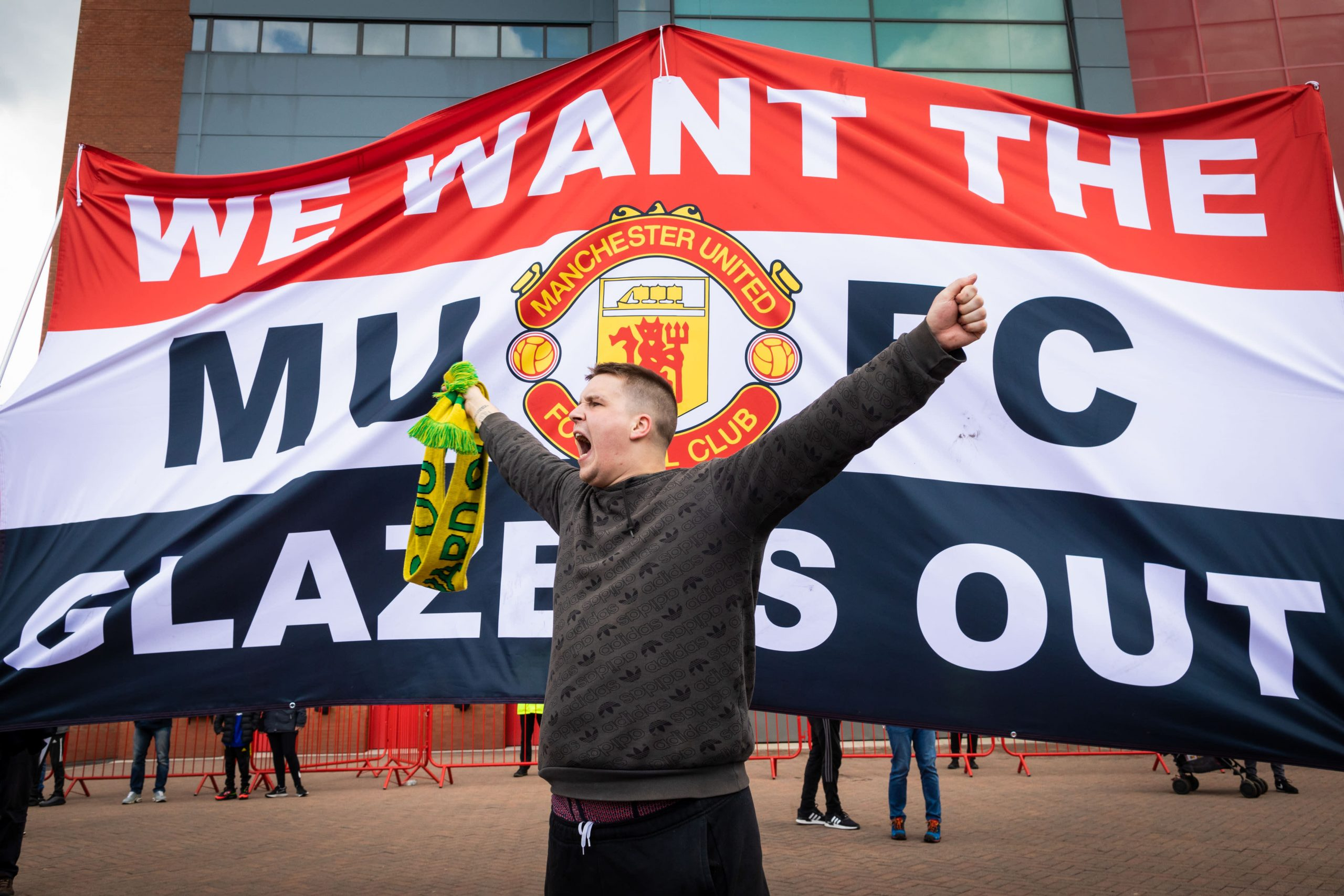 Manchester United vs Liverpool postponed after anti-Glazer protests
