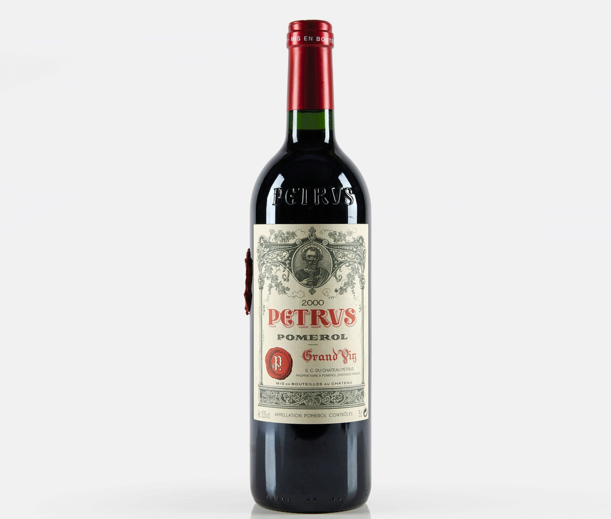 Christie's selling a space-aged wine that could fetch $1 million
