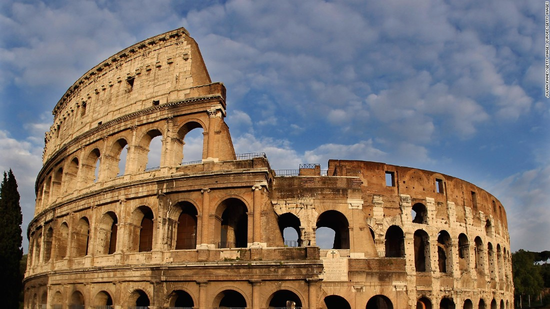 Rome's Colosseum to get new floor with gladiator's view