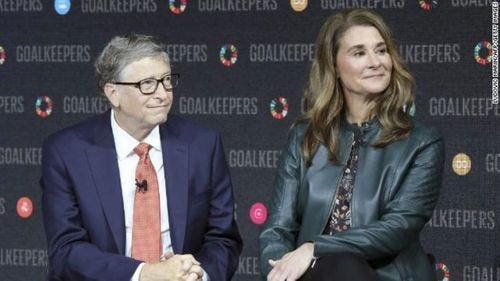 Bill and Melinda Gates are ending their marriage - Honolulu, Hawaii news, sports & weather