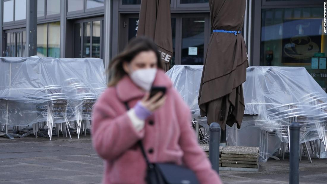 Germany ponders new freedoms for the fully vaccinated