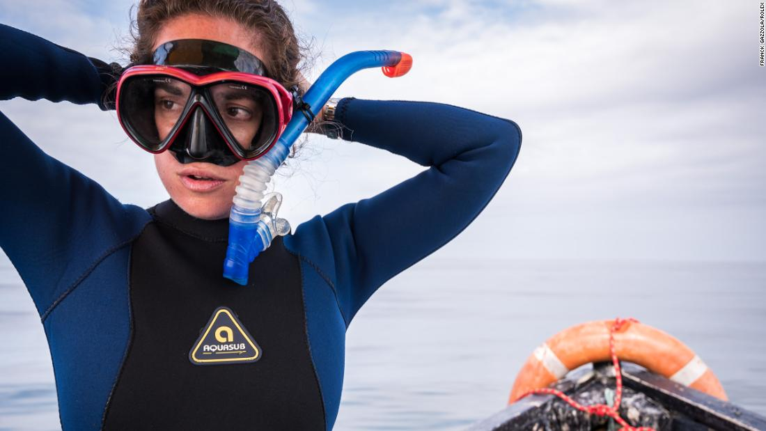 'The ocean is our life-support system': Kerstin Forsberg on why we must protect our seas