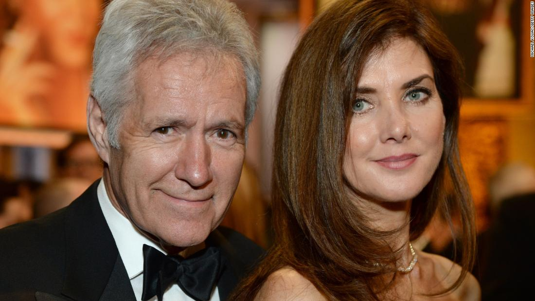 Alex Trebek's widow Jean on his philanthropy and legacy