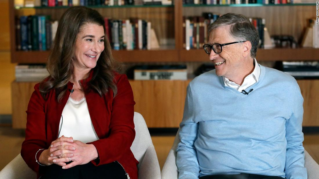 Bill and Melinda Gates: China can't stop talking about their divorce