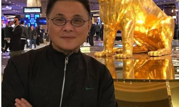 Entertainment columnist, host Ricky Lo dead at 75