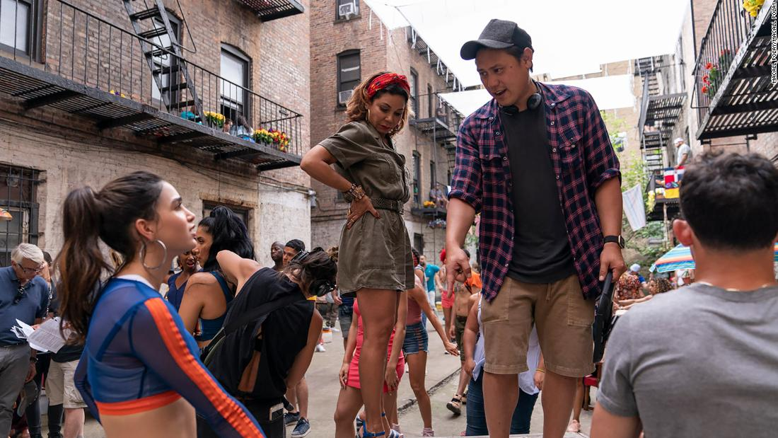 Jon M. Chu on diversity in Hollywood and new movie 'In the Heights'